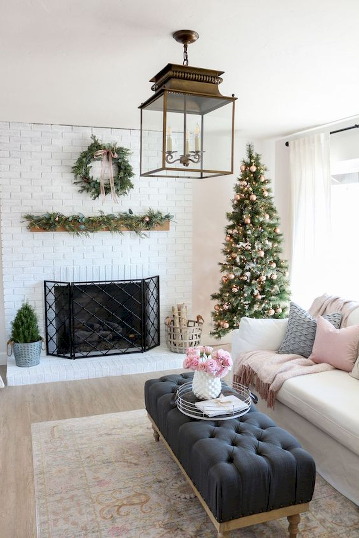 33 Gorgeous Farmhouse Fireplace Decor Ideas And Design 25 33decor