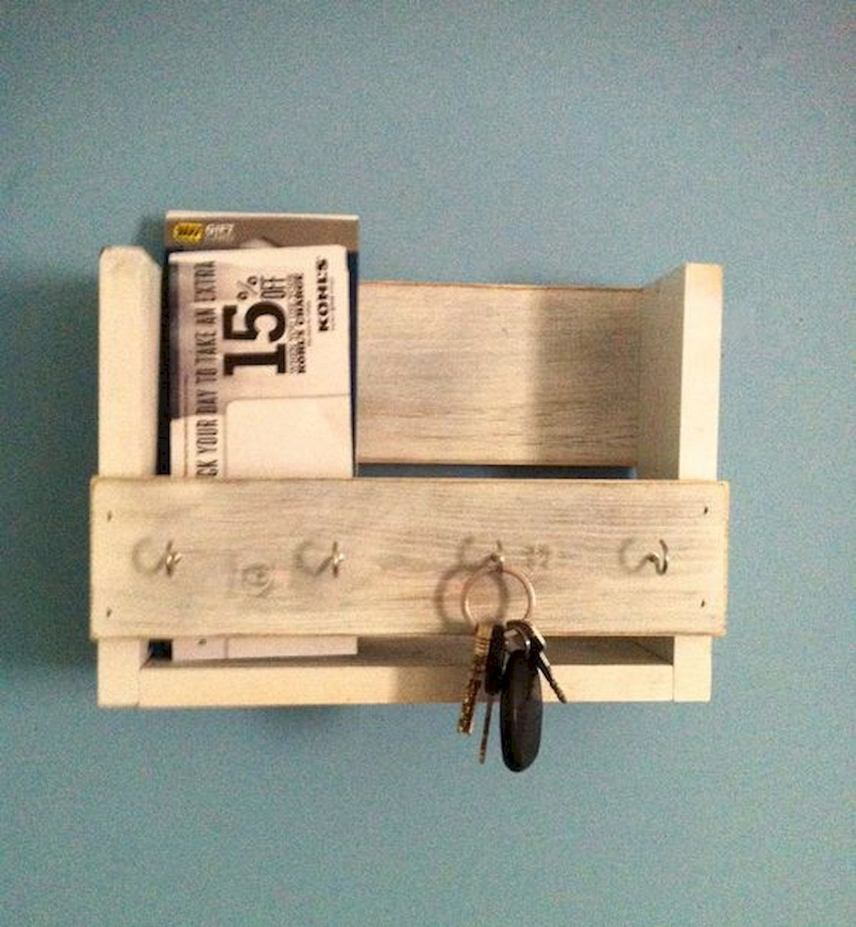 33 Ideas For Pallet Key Rack (6)