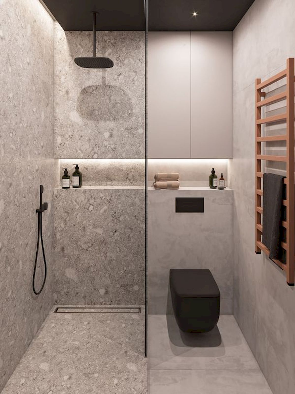 33 Ideas For Small Bathroom (8)