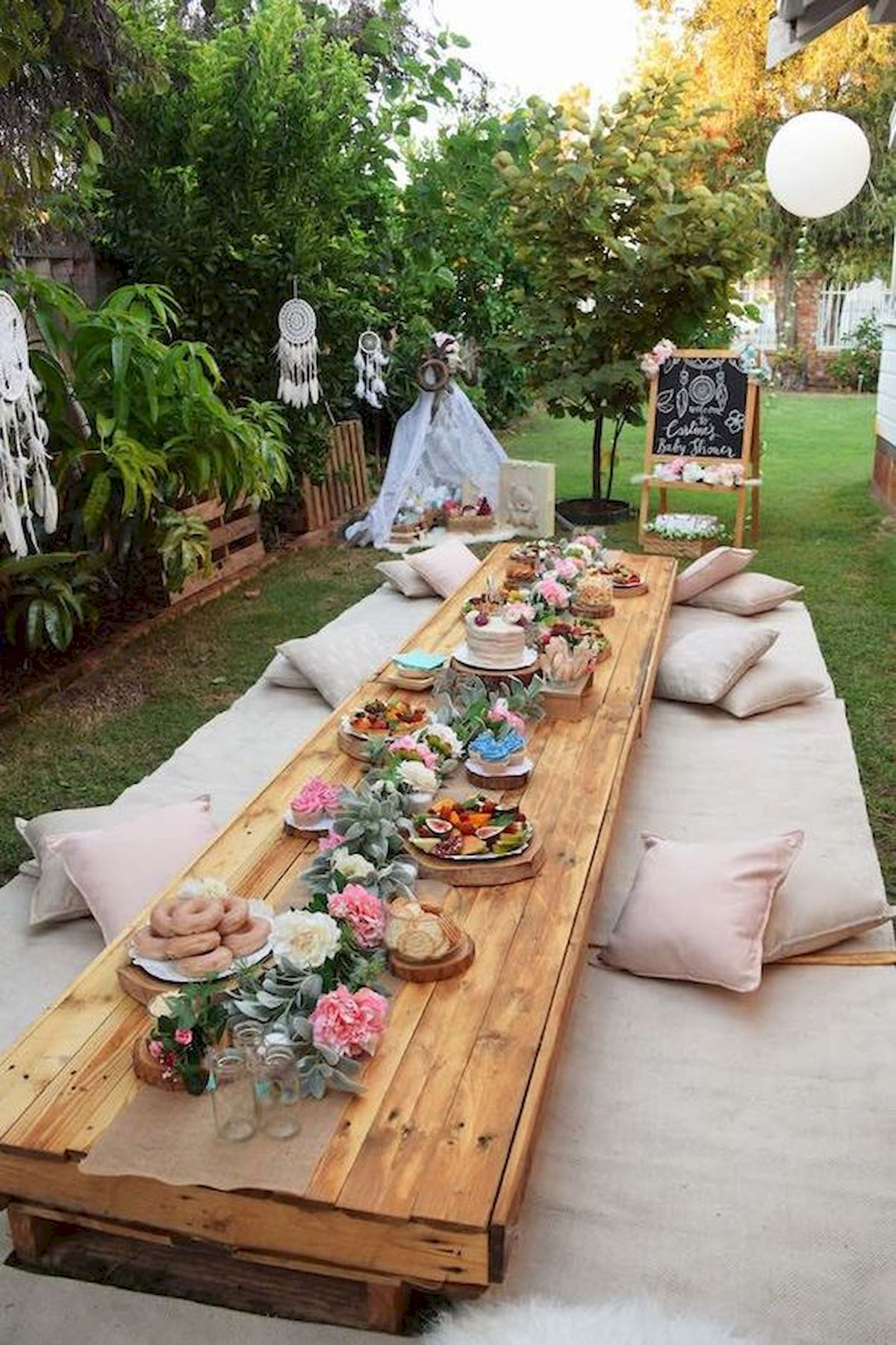 33 Best Outdoor Summer Party Decoration Ideas 17 33decor